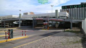 Nuevo Centro - Valencia (vista a entrada de coches)_Héctor Sánchez